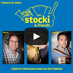stocki friends oberkrainer aufnahme tonstudio tirol